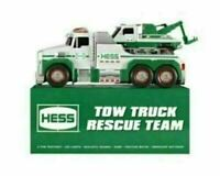 2019 HESS TOY TRUCK TOW TRUCKS MINT NEW IN BOX FROM FRESH CASE.AMERADA HESS GIFT