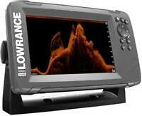 Lowrance HOOK2 7x Sonar (No Maps) DownScan Imaging  000-14020-001