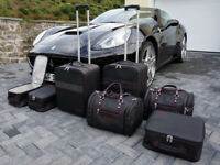 Ferrari California Luggage Baggage Bag Case SET Boot Trunk SET OF 3PCS