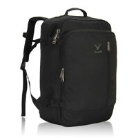 Hynes Eagle 38L Flight Approved Carry on Bag Backpack Travel Weekender Luggage