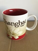 Shanghai Starbucks Icon Mug