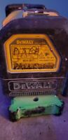 DeWalt DW088LG NOT WORKING NO BATTERY or charger Free ship $149.99