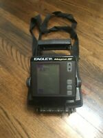 Eagle Magna III Magna 3 Fish Finder Good Condition Working With Transducer