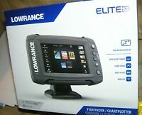 Lowrance Elite 5 Ti Fish Finder/Chartplotter Touchscreen