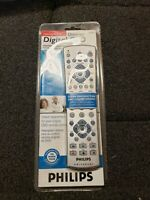 NEW SEALED Phillips Universal Remote PHDVD6L $11.55