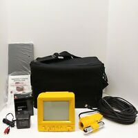 Harbor Freight Tools Underwater Camera With Monitor Model 91309 No Battery Cord