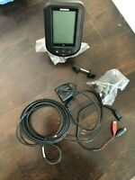 HUMMINBIRD  piranhamax 165 FISHFINDER W/ MOUNT & transducer ready to fish