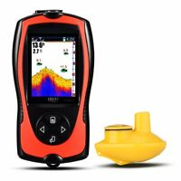 Lucky Wireless High definition Sonar Echo Sounder color fish finder