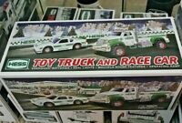 2011 Hess Truck and Race Car