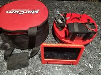 Marcum PanCam Camera System-WiFi with LG Tablet and extras