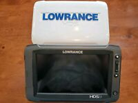 Lowrance HDS 9 Touch GEN 2 GPS Fishfinder - Not Working