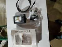 Humminbird PiranhaMAX 4 Fish Finder,MISSING TRANSDUCER,