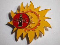 Coca Cola pin Sunburst