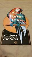 VINTAGE POLL PARROT SHOES FOR BOYS & GIRLS 8