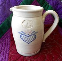 Pinewood Valley POTTERY PITCHER 8
