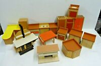 MCM SCALE MODEL SALESMAN SAMPLES STORE DISPLAY ARCHITECTURAL KIITCHEN CABINETS