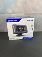 Lowrance Elite 5 TI Med/High/Totalscan CMAP Pro