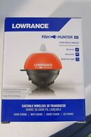 Lowrance Fish Hunter 3D / Castable Wireless Fishfinder   NEW