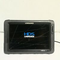 Lowrance HDS12-T Touch GEN 2 GPS/Fishfinder HDS12  Read Description Carefully...
