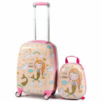 18'' Carry On Suitcase & 12
