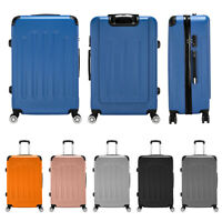 3PCS Luggage Set Hardside Carry On Bag Travel Trolley Suitcase Spinner 20 24 28