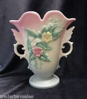 Original HULL Pottery WILDFLOWER VASE W 9 8 1 2 Excellent