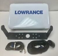 LOWRANCE HDS 12 GEN 3 TOUCH NEW TRANSDUCER POWER CORDS COVER KNOBS BRACKET 12