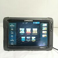 Lowrance HDS12-T Touch GEN 2 GPS/Fishfinder HDS12  Read Description Carefully..