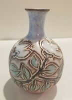 Vintage David Stewart Pottery Bud Vase Mint Condition! Preowned