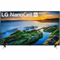 LG 49quot; NanoCell 85 Series 4K UHD HDR Smart TV 2020 Model *49NANO85 $594.60