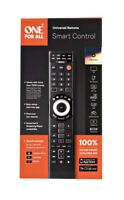 One For All Smart Control 8 Device Universal Remote Black URC7880 $19.99