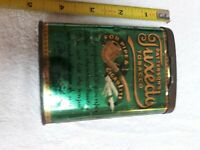 Pattersons Tuxedo Tobacco Curved Pocket Tin Pipe Cigarette