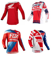 Fox 180 race Riding Jersey Men#x27;s Motocross MX ATV BMX MTB Dirt Bike