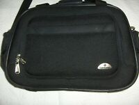 Samsonite Travel Overnight Tote Bag Black Carry On Bag