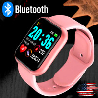 Reloj Inteligente Smart Watch Mujer Hombre Bluetooth For Android LG Universal* $17.97