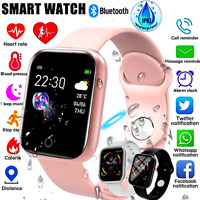 Smart Watch Reloj Inteligente Touch Women Men Heart Rate For iPhone Android IOS $20.48