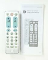 GE UNIVERSAL TV CABLE REMOTE 33701 CL4 1711 6177 with Manual amp; Codes $4.99