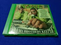 Kane And Abel Am I My Brothers Keeper No Limit Records 1998 Neon Green Case Rare $55.00