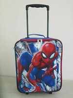 Marvel Spiderman SPIDEY 16quot; Rolling Suitcase Trolley Bag Pilot Case luggage new