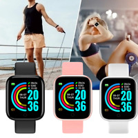 2021 Touch Smart Watch Women Men Heart Rate Waterproof For Android LG Universal* $14.99