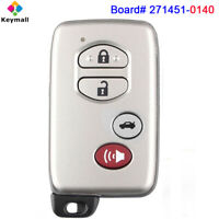 for Toyota Avalon Camry 2007 2008 2009 Smart Remote Key Fob 271451 0140 HYQ14AAB $55.71