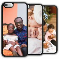 Personalised Phone Case For LG Cover Customise with Photo Picture Image Text $12.88