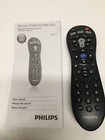 Phillips Universal Remote Operates 3 Devices W Code Sheet amp; Instructions $15.00