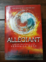Allegiant Divergent Series Hardcover By Roth Veronica VERY GOOD