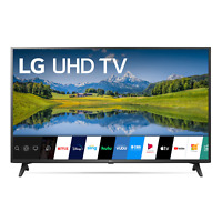 2021 LG TV 43 Inch Class 4K UHD Smart Television Entertainment FAST SHIPPING $536.98