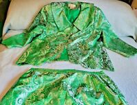 Harmony New York Size 26W 2pc Mother of Bride Suit Cocktail Party Formal Dress $12.50
