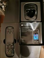 LOGITECH HARMONY ULTIMATE ONE UNIVERSAL SMART REMOTE COLOR TOUCH SCREEN CRADLE GBP 65.00