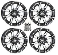 STI HD3 ATV Wheels/Rims Machined 12