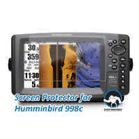 Tuff Protect Clear Screen Protectors for Humminbird 998c si 8