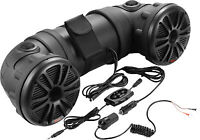 BOSS AUDIO SYSTEMS Off-Road Amplified Tube Speaker System w/Bluetooth ATV25B